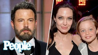 Inside Ben Affleck's New Relationship, Angelina Jolie & Shiloh's Namibia Trip   People NOW   People thumbnail
