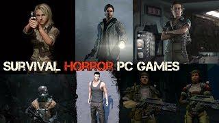 Top 20 Survival Hoŗror Pc Games