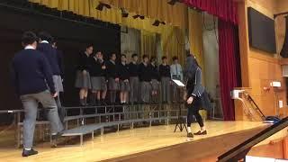 Publication Date: 2018-03-10 | Video Title: 林大輝中學Choir表演 How Can I Keep Fr