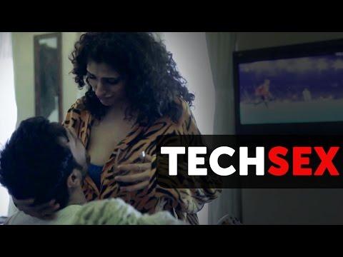 TECHSEX - Latest Hindi Short Film | Kubra Sait | Suresh Menon | A Short Film By Shailendra Singh