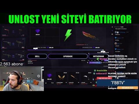 UNLOSTTAN CANLI SOYGUN 3500 LİRA KATLIYOR!!!