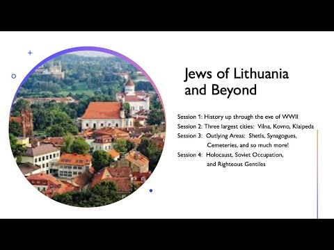 Jews of Lithuania