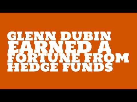 Glenn Dubin: 2017 Net worth