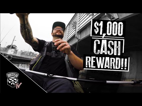 Fishing A Spotted Bay Bass Tournament At 22nd Street | BIG CASH PRIZE! (Kayak Bass Fishing)