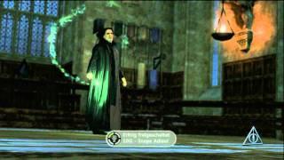 Harry Potter und die Heiligtümer des Todes Teil 2 - Walkthrough Part 4 - Xbox360 HD DE