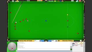 Online Snooker Game - Century Break 109