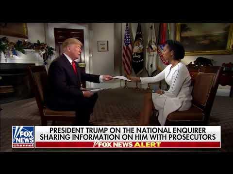 President Trump Cites Heritage Scholar During Fox News Interview