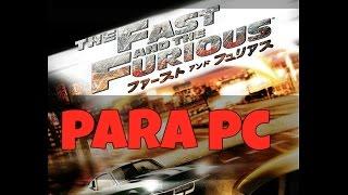 Como Descargar The Fast & The Furious: Tokyo Drift | Diciembre 2016 | PPSSPP