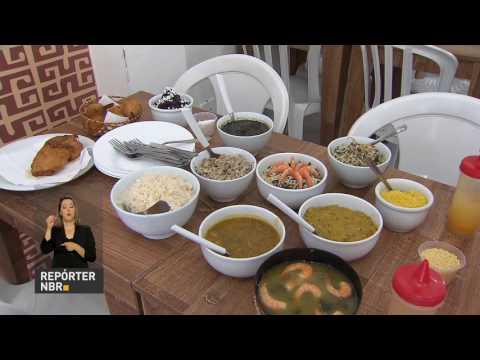 Culinária paraense é a preferida dos turistas