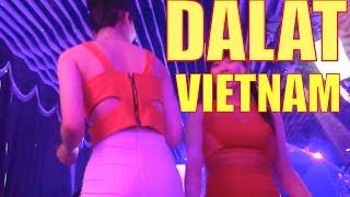 Dalat Vietnam. Dalat travel video.