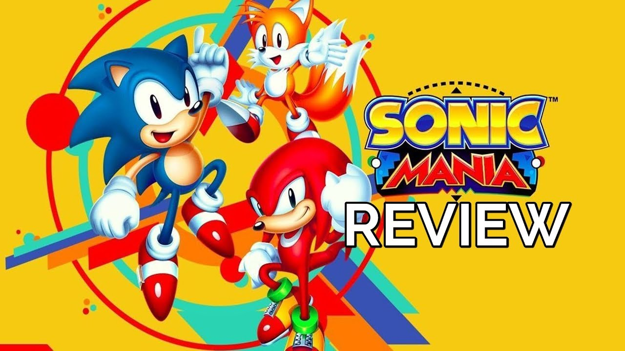 Review - Sonic Mania