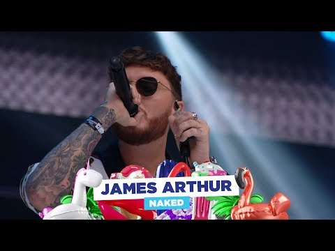 James Arthur - 'Naked' (Live at Capital's...