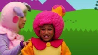 Little Bo Peep (HD) - Mother Goose Club Songs for Children