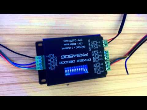 hqdefault?sqp= oaymwEWCKgBEF5IWvKriqkDCQgBFQAAiEIYAQ==&rs=AOn4CLBzKnFdhRrtx CWXhC7YXxR avQjA dmx 512 decoder controller dmx512 24 channel decoder youtube Basic Electrical Wiring Diagrams at eliteediting.co