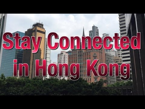 How to get a Data Sim Card in Hong Kong