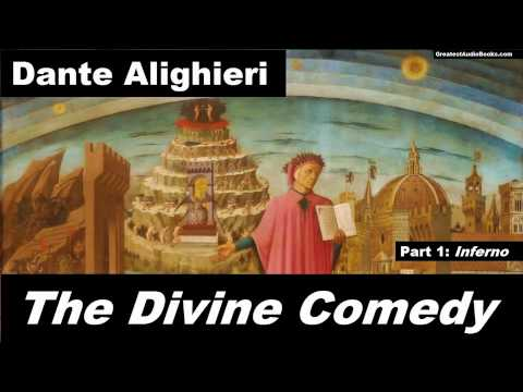 Dante's THE DIVINE COMEDY | PART 1: Inferno - FULL AudioBook | Greatest Audio Books Dante Alighieri