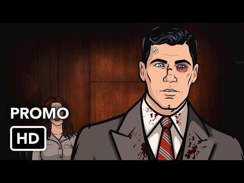 Archer: 8x06 Waxing Gibbous - promo #01