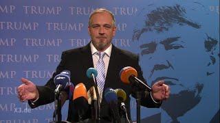 Torsten Sträter: Pressesprecher von Donald Trump | extra 3 | NDR