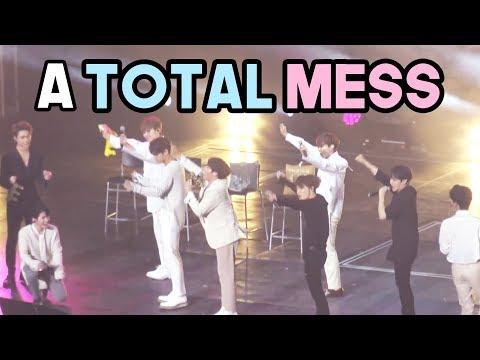 seventeen when girl group songs come on