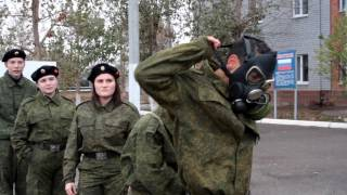Морская пехота Астрахань