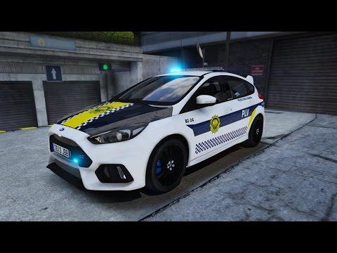 GTA V LSPDFR: Dia 51 Ford Policia Local de Valencia PLV