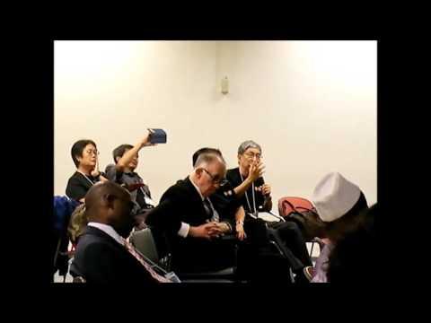 Day 2 part 2 - Osaka International Conference 2016 Osaka U3A for AIUTA & AP Alliance