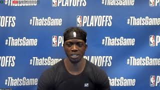 Reggie Jackson Postgame; Clippers eliminated the Mavs from playoffs in Game 7