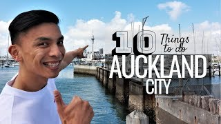 Top 10 Things to do in Auckland City