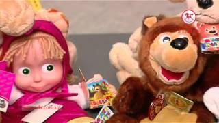 Видео обзор  Куклы перчатки от компании