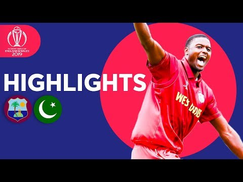 ICC Cricket World Cup 2019: Pakistan v West Indies: Match 2