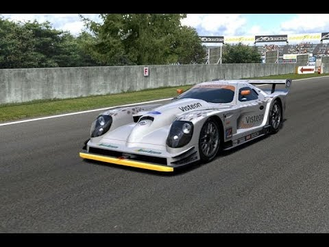 Gran Turismo 6 Panoz Esperante GTR-1 Race Car \'98 - YouTube