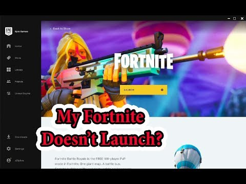 Can't Start Or Launch Fortnite? Try This If Fortnite Crashes Or Closes Your Other Tasks (Solved)