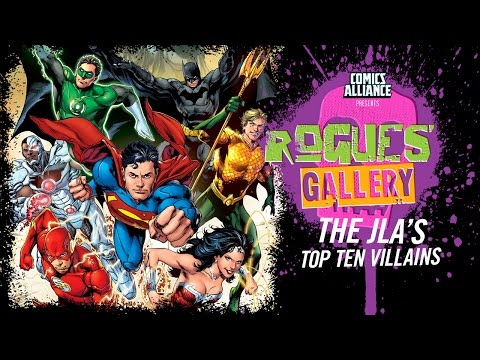 10 Greatest Justice League Villains - Rogues
