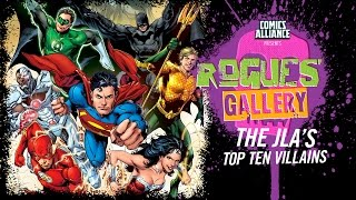 10 Greatest Justice League Villains - Rogues