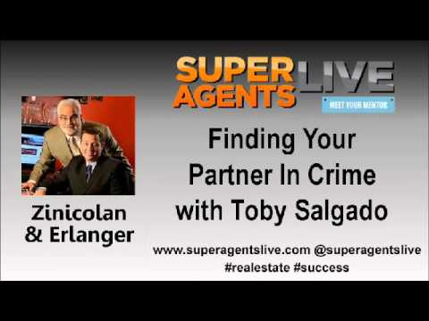 Finding Your Partner In Crime with Zinicolan, Erlanger and Toby Salgado