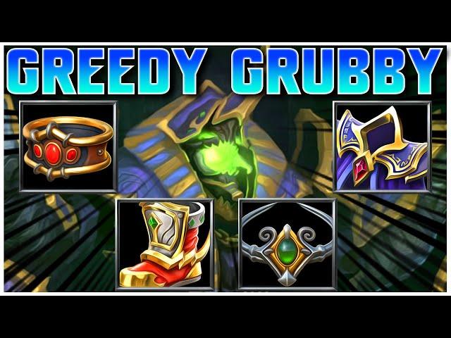 Grubby | WC3 | GREEDY GRUBBY
