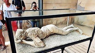 21. Публичный дом, сгорела женщина. Помпеи, Италия