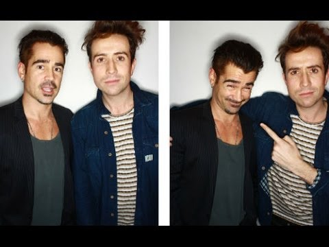 Colin Farrell Chats With Nick Grimshaw!