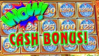 UNBELIEVABLE SLOT HIT! ★ MIGHTY CASH FULL SCREEN ➜ HUGE JACKPOT