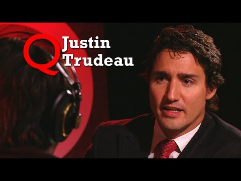 Justin Trudeau - Q the Culture: Election 2015