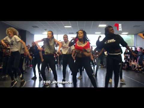 100% AfroDance Workshop Vol 2 // Dalvin Deira & Devante Walden // Petit Afro Project