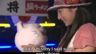 saaya irie in the cat cook movie