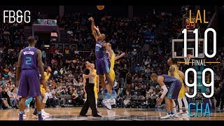 Jordan Clarkson Leads Lakers to Second Straight Win