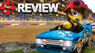 IGN Reviews - ModNation Racers: Road Trip - Game Review