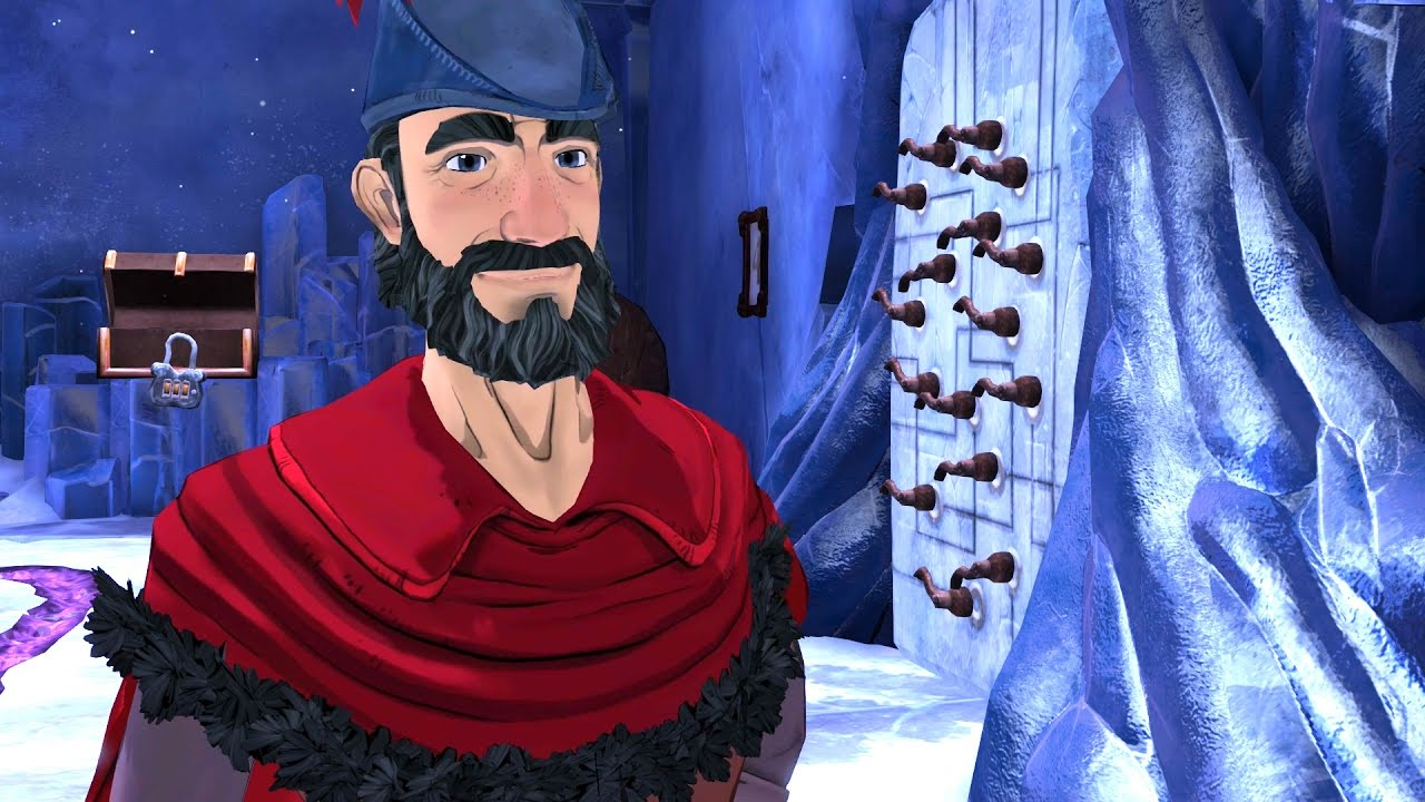 Kings Quest Chapter  Escape Room