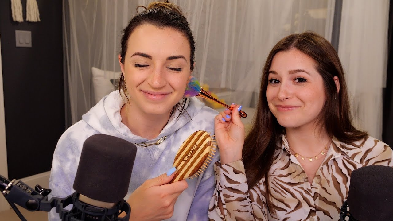 ASMR | Holding my Friend Against Her Will & Making Her Film w Me