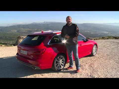 Fahrbericht Audi A4 Avant 2016 (B9) | 2.0 TFSI | Auto | Test