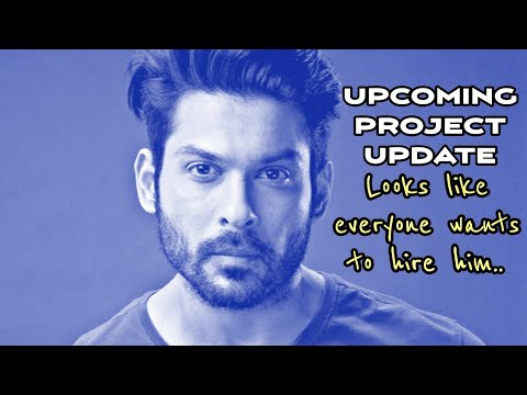 Download Sidharth Shukla upcoming projects 2021, movies and web series. Everyone wants to hire him 🔥