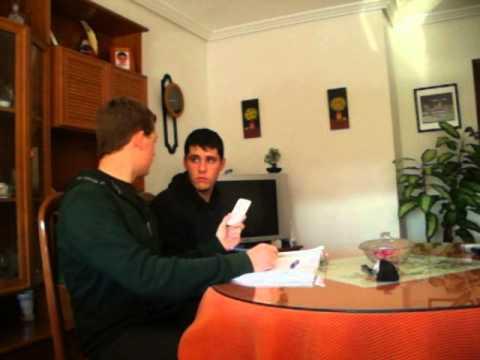 Victor Y Adri Trabajo De Ingles