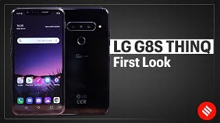 LG G8S ThinQ first look: The new 'affordable' flagship king